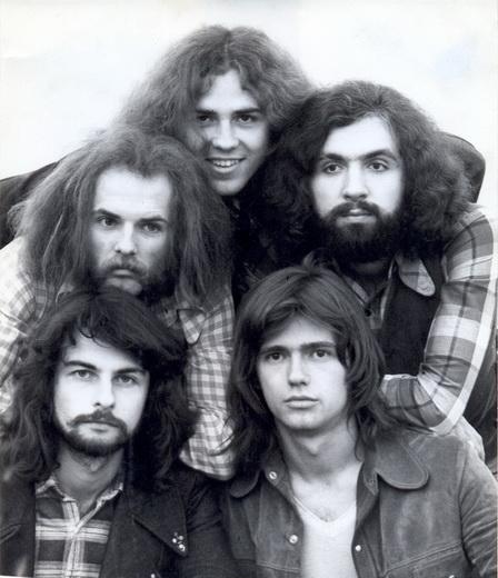 Óceán együttes 1974.