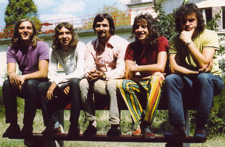 JUVENTUS együttes 1972