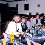 Zorán vacsora Grúz pince '87