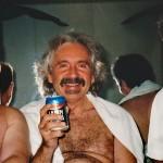szaunázás után 1998.