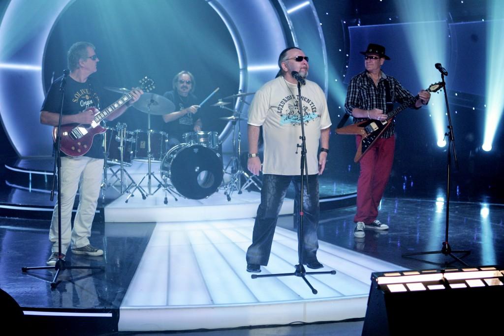 Fantomasz együttes 2013.08.17 TV