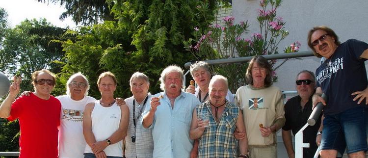 2015-ös Dobosok Találkozója Csurgai Attilánál