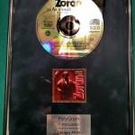 Az elmúlt 30 év - platina lemez
