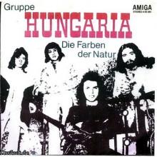 DDR Hungária 1973