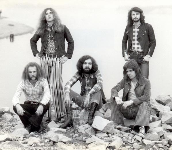 Óceán együttes 1974